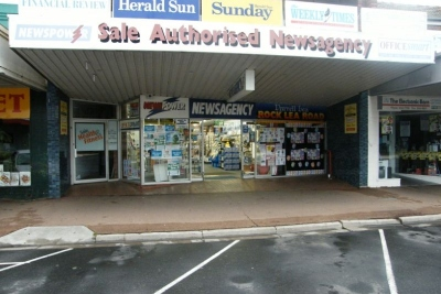 Sale Authorised Newsagency (DWN10299)