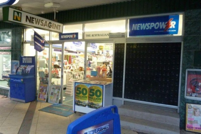 Garran Newsagency & LPO (IWN13457)