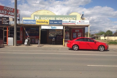 Nagambie News and Lotto (DWN15559)