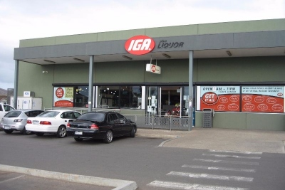 IGA West of Melbourne in Major Metro Growth Corridor (GBS009)