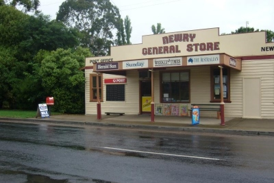 Newry (Gippsland Rural) Licensed Post Office & General Store- Freehold Shop & Residence (DB1606)