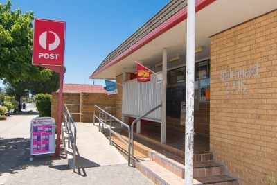 Balranald Post Office (DB1718)
