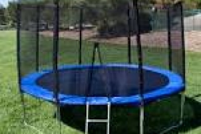 Online Business - Trampoline Sales (SL1801)