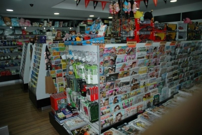 Newsagency and Tatts - Melbourne (IWN1813)