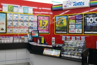Newsagency / Tatts - Outer Eastern Suburb (DWT1814)