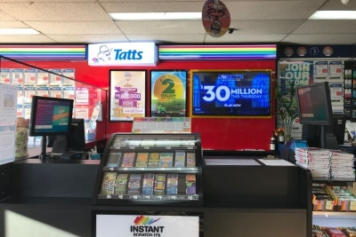 Lotto News - Inner North West Suburban Location (RDT371)