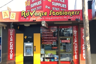 Advance Stationers - Melton (IWN1819)