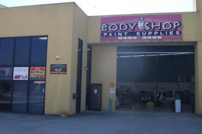 Body Shop Paint Supplier (DW124)