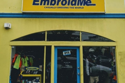 Apparel & Logo Embroidery Franchise (CF142)