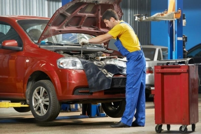 Automotive Repairs & Services (BL1389C)