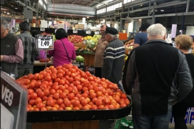 4-day a week Fruit & Veggie business - Eastern Suburbs (CF147)
