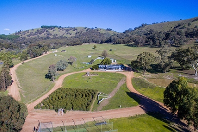 Potential Thoroughbred Facility - Broadford Area (GWRP121B)