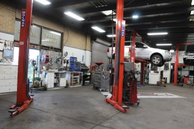Automotive Repair & Service Center including property (BL1392B)