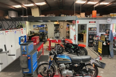 Motorcycle Repair and Service Business (BL1413)