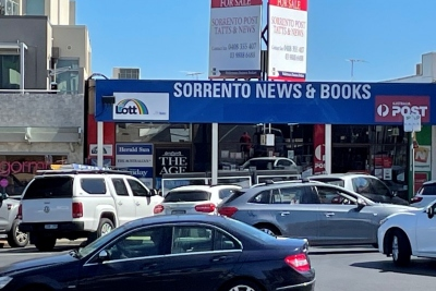 Sorrento News and Books (IWN2005)